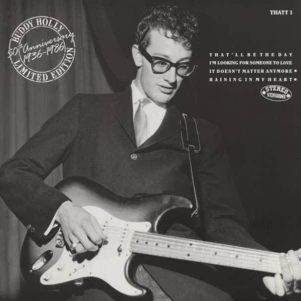 50th Anniversary 1936-1986 Stereo Versions (12inch, EP, 45rpm, PS, Ltd.)