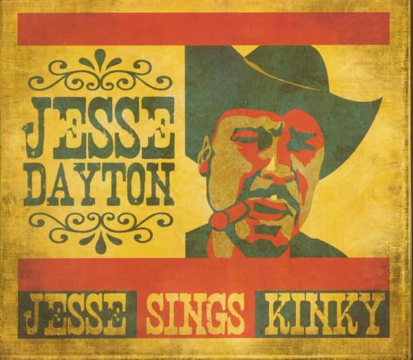Jesse Sings Kinky (CD)