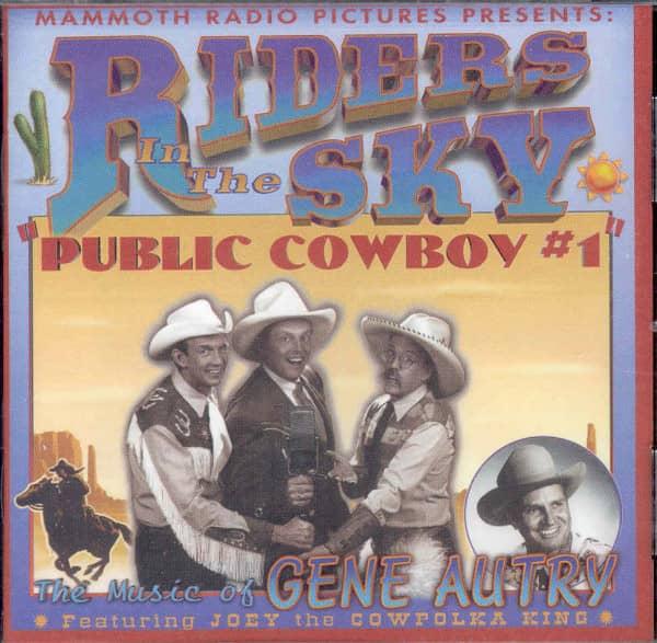 Public Cowboy #1 - Gene Autry (1996)