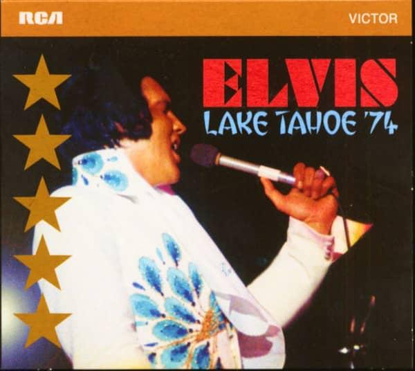 Elvis - Lake Tahoe '74 (2-CD)