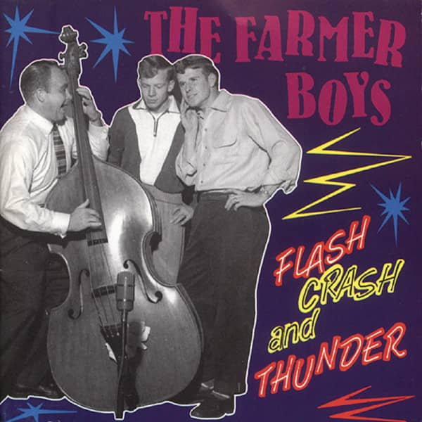 Flash, Crash & Thunder