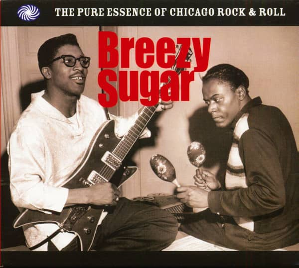 Breezy Sugar (3-CD)