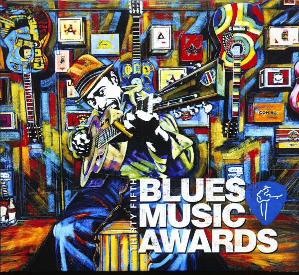 35th Blues Music Awards, 2014 (CD & DVD)
