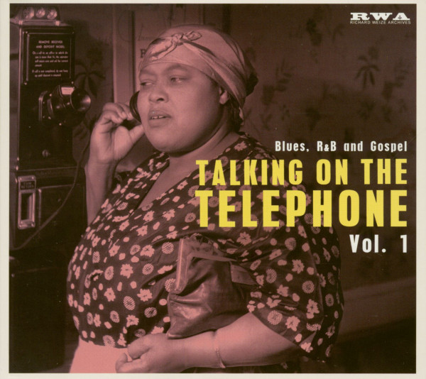 Talking On The Telephone Vol.1 - Blues, R&B And Gospel (CD)