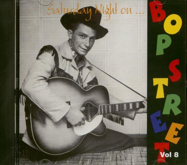 Saturday Night On Bop Street Vol.8 (CD)