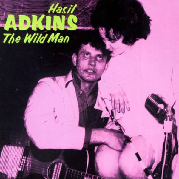 The Wild Man...plus