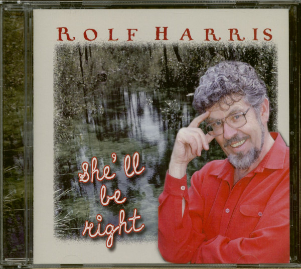 She'll Be Right (CD)