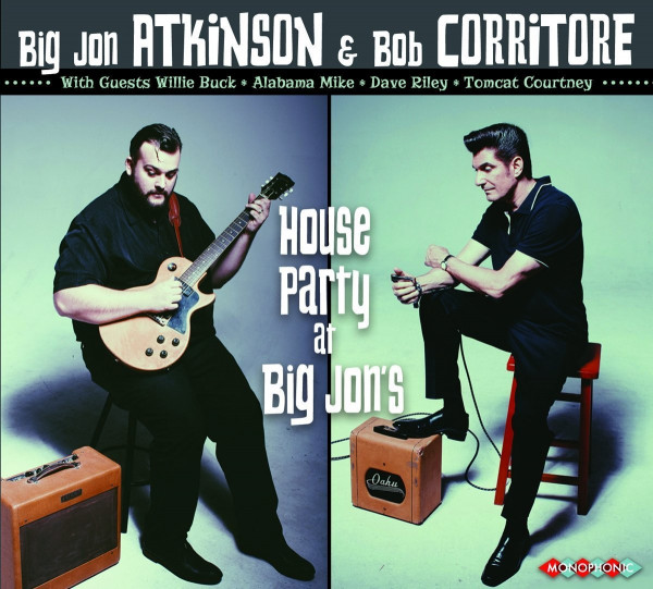 House Party At Big Jon's (CD)