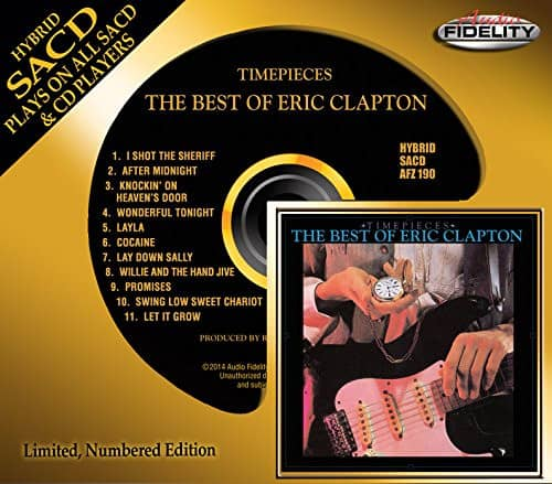 Timepieces - The Best Of Eric Clapton