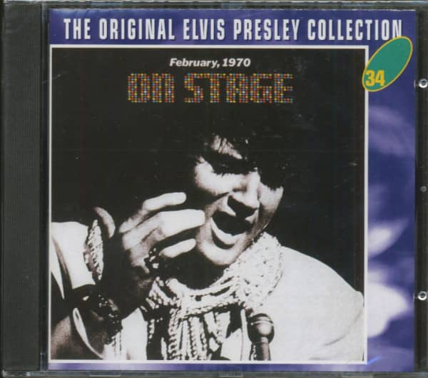 On Stage - February, 1970 - The Original Collection #34 (CD)