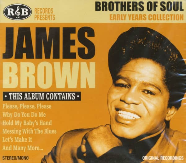 Brothers Of Soul - Early Years Collection (CD)