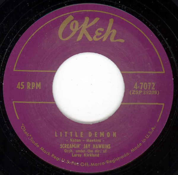 I Put A Spell On You - Little Demon 7inch, 45rpm
