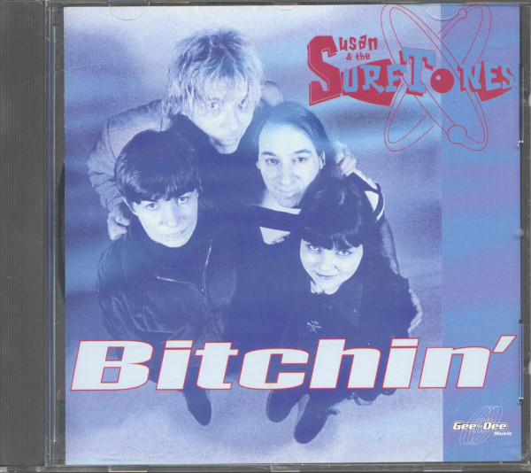 Bitchin' (CD)