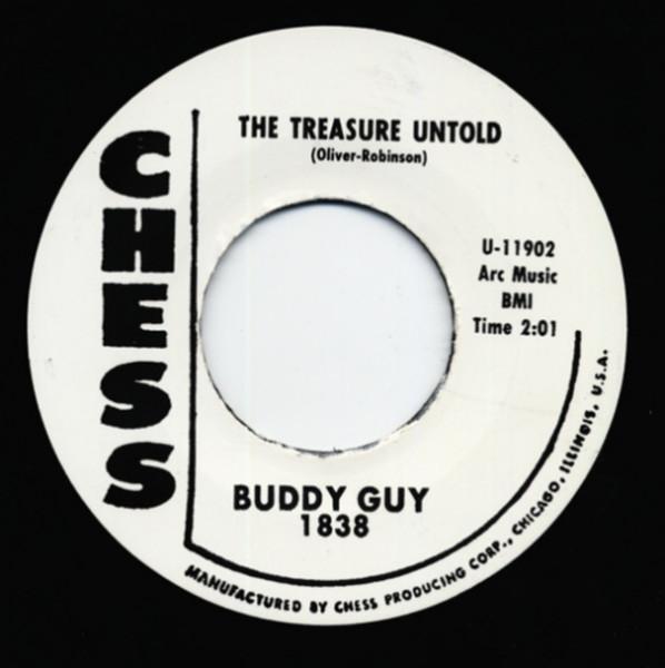 Slop Around - The Treasure Untold 7inch, 45rpm