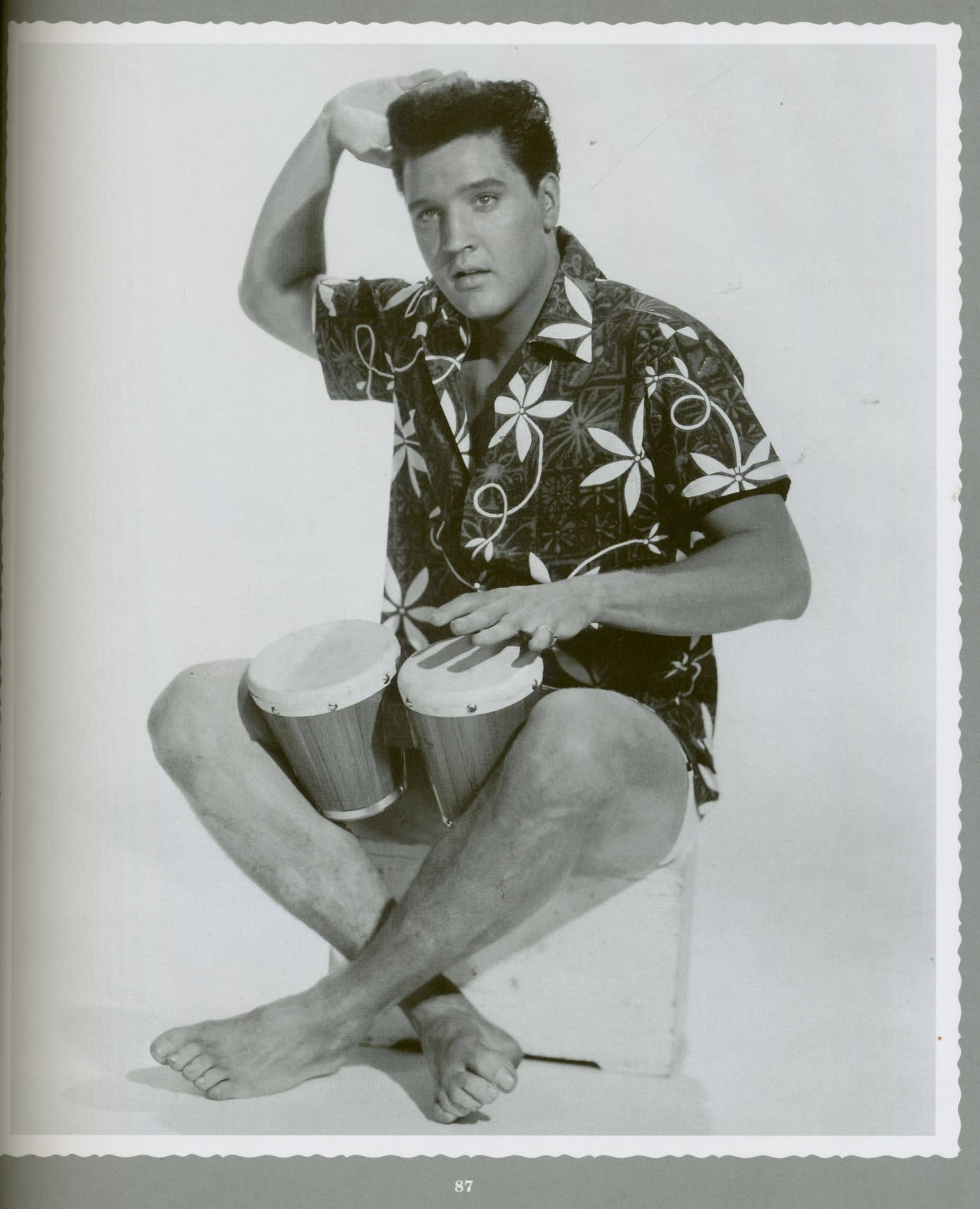 3de5c667b701 Elvis Presley Bücher Books  Hawaii  61 (Book   CD) Joseph A. Tunzi ...