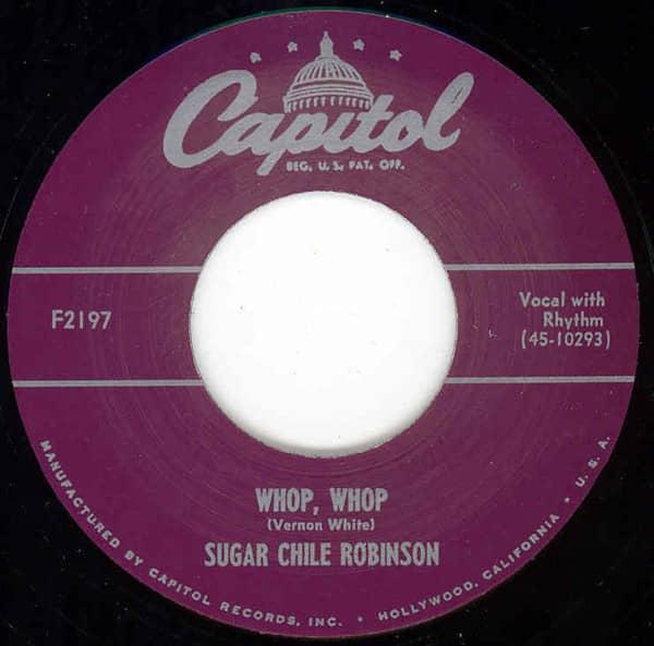 Whop, Whop - Go Boy Go - Nurses Boogie EP 7inch, 45rpm