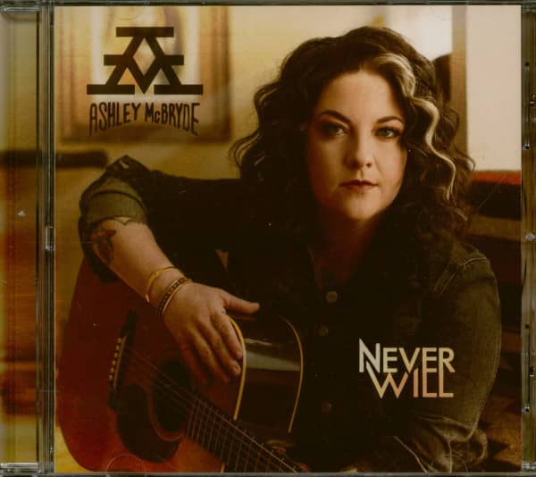 Never Will (CD)