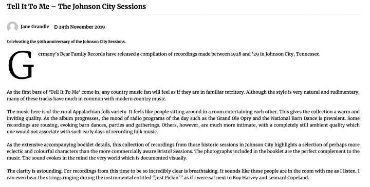 Presse-Archiv-Various-Artists-Tell-It-To-Me-The-Johnson-City-Sessions-oltimereviews
