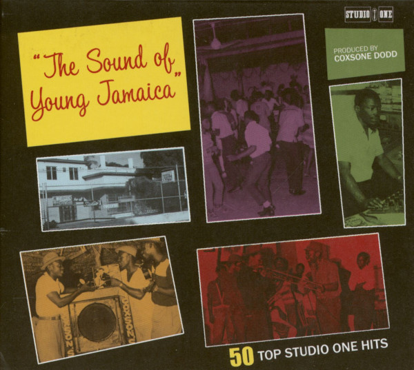 Sound Of Young Jamaica (2-CD)