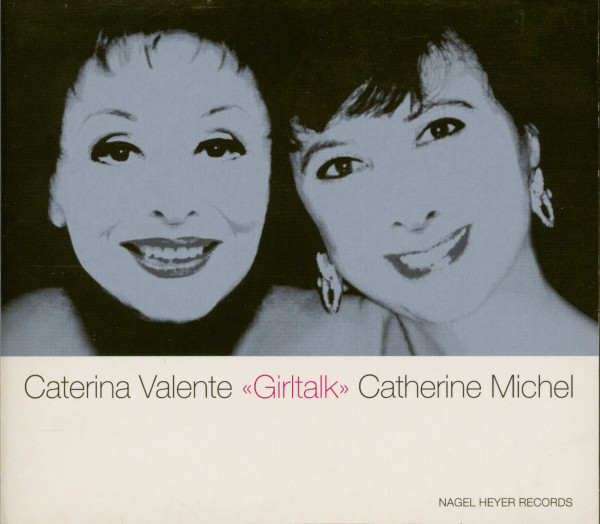 Girltalk (& Catherine Michel) (CD)
