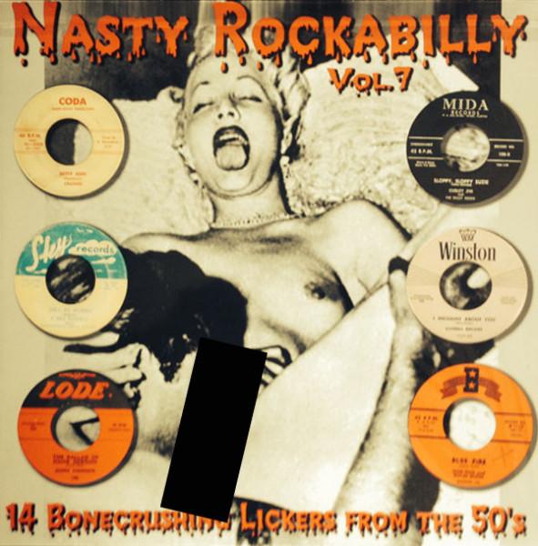 Nasty Rockabilly Vol.7 (Vinyl LP)