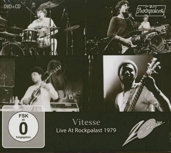 Live At Rockpalast 1979 (CD+DVD)