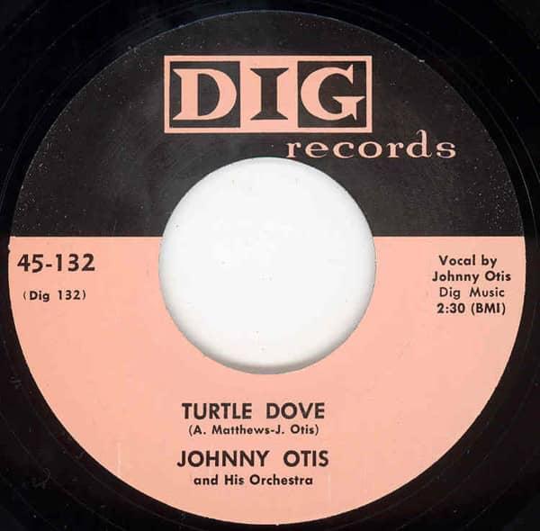 Turtle Dove b-w Hand Me Down Baby 7inch, 45rpm