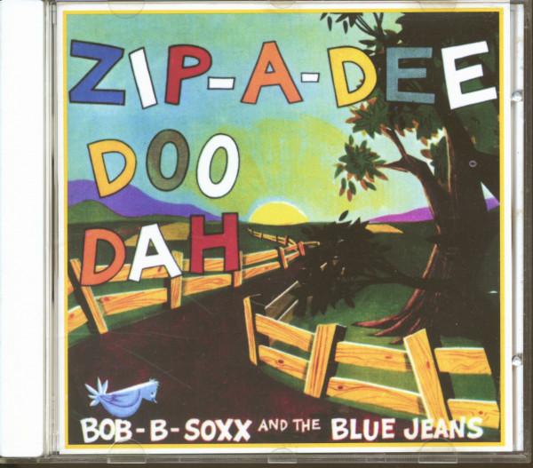 Zip-A-Dee Doo Dah (CD)