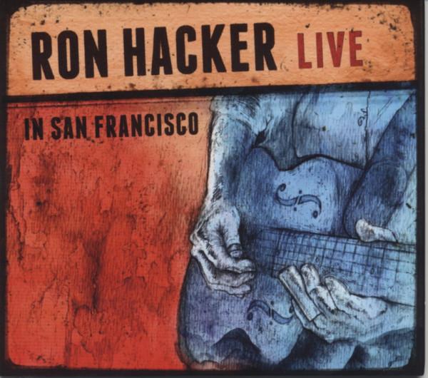 Live In San Francisco (CD)