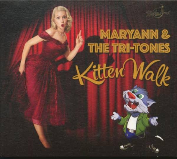 Kitten Walk (CD)