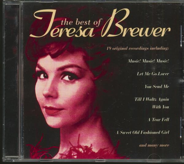 The Best Of Teresa Brewer (CD)