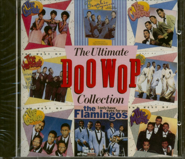 The Ultimate Doo-Wop Collection (CD)