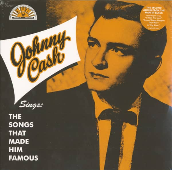 Sings The Songs That Made Him Famous (LP)