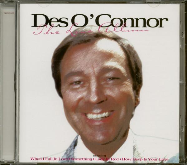 The Love Album (CD)