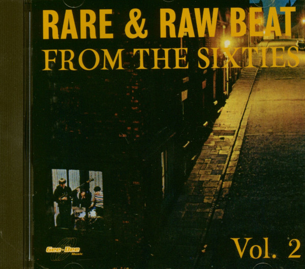 Rare & Raw Beat From The 60's Vol.2 (CD)