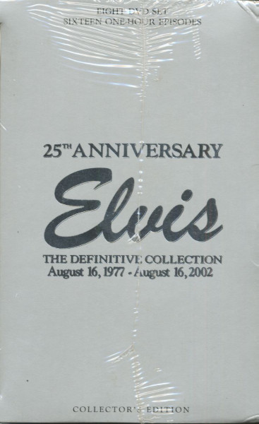 The Definitive - 25th Anniversary Collection (8-DVD)