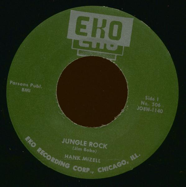 Jungle Rock - I'm Ready (7inch, 45rpm)