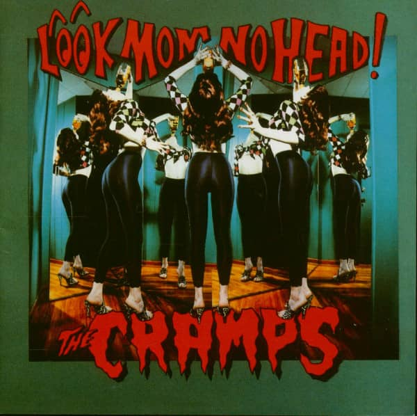 Look Mom No Head ! (CD)