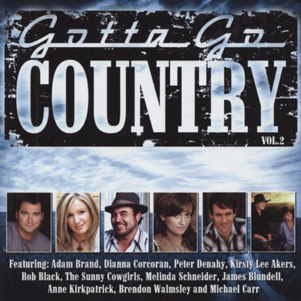 Vol.2, Gotta Go Country