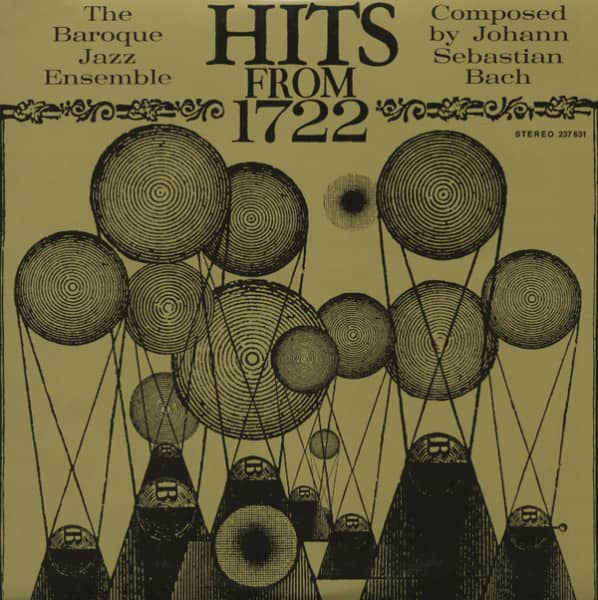 Hits From 1722 (Johann Sebastian Bach)