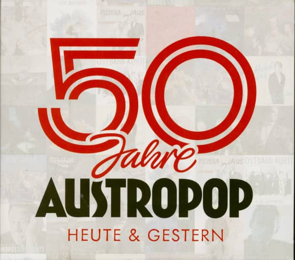 50 Jahre Austropop - Heute & Gestern (2-CD)