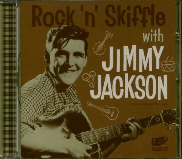 Rock'n'Skiffle With Jimmy Jackson (CD)
