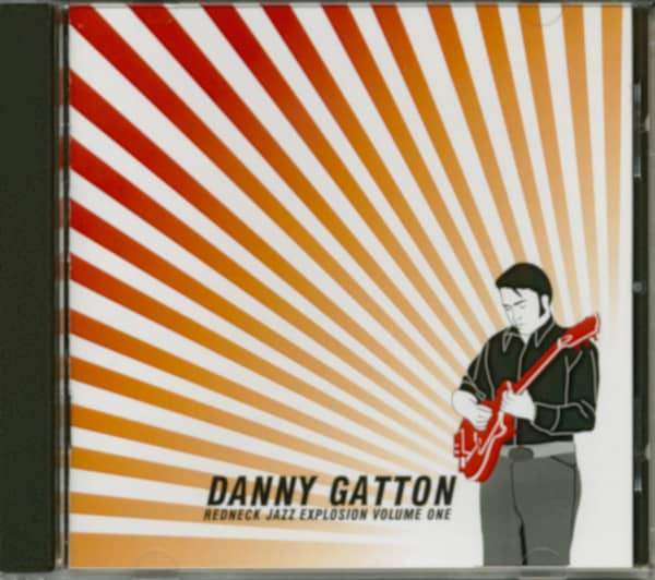 Redneck Jazz Explosion Vol.1 (CD)