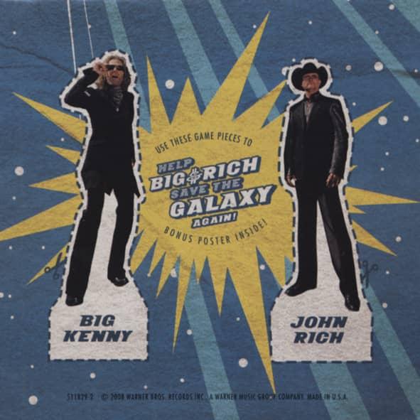 Vol.2, Super Galactic Fan Pak (CD&DVD)