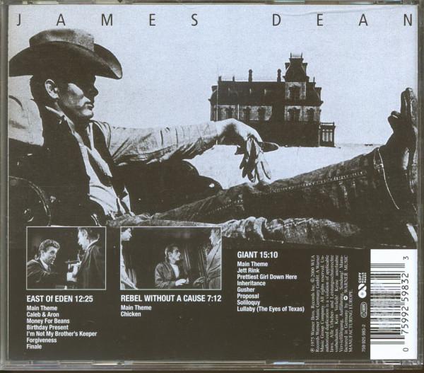 James Dean - Original Soundtrack Excerpts (CD)