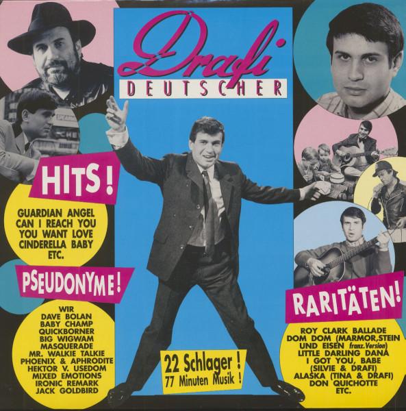 Hits-Pseudonyme-Raritäten 2-LP