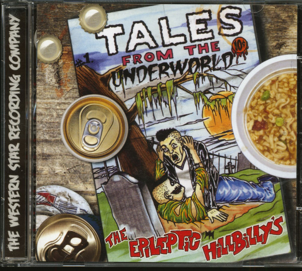 Tales From The Underworld (CD)