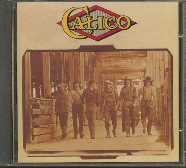 Calico (CD)