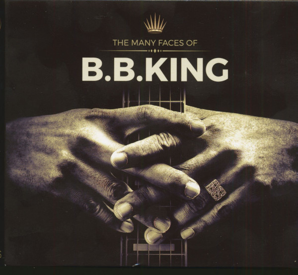 The Many Faces Of B.B. King (3-CD)