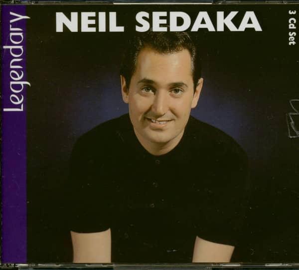 Legendary (Australia) 3-CD